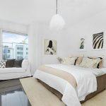 Основные черты скандинавского стиля для оформления спальни