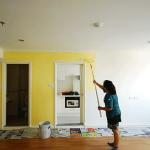 Основные нюансы покраски стен в комнате