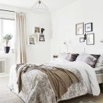 Основные цвета скандинавского стиля для спальни