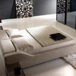 Основы стиля хай-тек для спальни