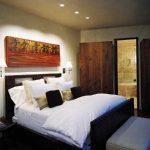Особенности комбинированного освщения спальни