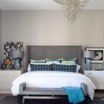 Особенности создания интерьера серой спальни