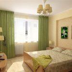 Осуществляем выбор цветов для спальни