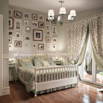 Отличительные особенности стиля кантри в спальне