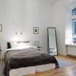 Паркетный пол для дизайна спальни