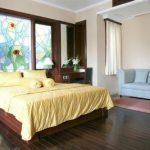 Популярный противоскользящий пол для ремонта спальни