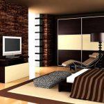 Практичность стиля хай-тек для спальни
