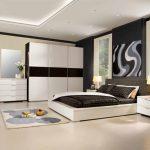 Правильное оформление спальни в стиле модерн