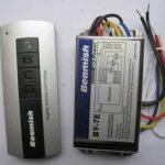 Радио выключатель с пультом для освещения