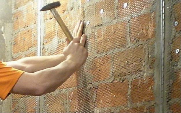 Штукатурка стен и ее особенности