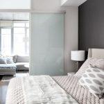 Серые оттенки для создания спальни
