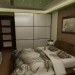 Советы, как оформить спальню в японском стиле