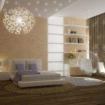 Советы по созданию практичного комбинированного освщения в спальне