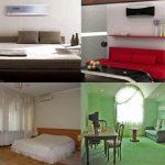 Современная система кондиционирования в спальне