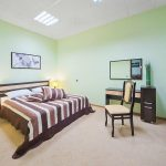 Современную систему кондиционирования в спальне нужно разместить правильно