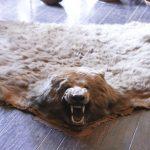 Создаем оригинальный интерьер спальни со шкурами животных