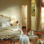 Создание стиля барокко в спальне