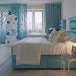 Спальня и выбор цвета для нее