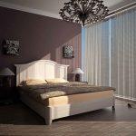 Спальня с противоскользящим покрытием пола