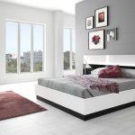 Спальня в современном стиле модерн