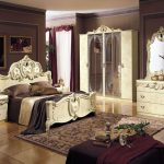 Спальня в стиле ренессанс