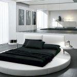 Стиль хай-тек для оформления интерьера спальни