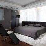 Стиль хай-тек для создания интерьера спальни