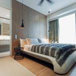 Стиль модерн для спальни