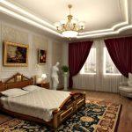 Стиль ренессанс для оформления интерьера спальни
