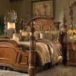 Стиль ренессанс для спальни