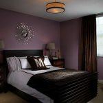 Стоит ли использовать коричневый цвет для оформления спальни