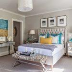 Стоит ли выбирать серый цвет для спальни