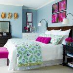 Цвета, подходящие для спальни