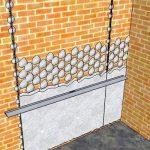 Технология как штукатурить стены