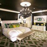 Типы освещения для создания комбинированного в спальне