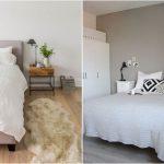 Варианты оформления скандинавского стиля в спальне
