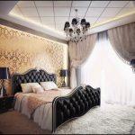 Выбираем стиль интерьера барокко для спальни