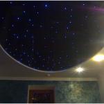Звездное небо для обустройства спальни