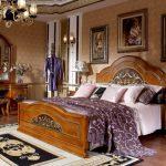 Ренессанс в оформлении спальни