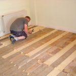 Создаем деревянный пол своими руками