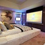 Выбор проектора для спальни