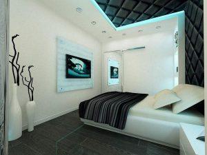 Дизайн спальни в хрущевке 9 кв м