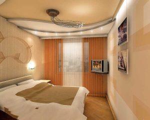 Как обставить маленькую спальню 9 кв м функционально