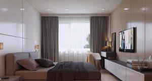 Спальня 12 кв.м - идеи дизайна