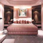 Работа над дизайном спальни 12 кв м фото