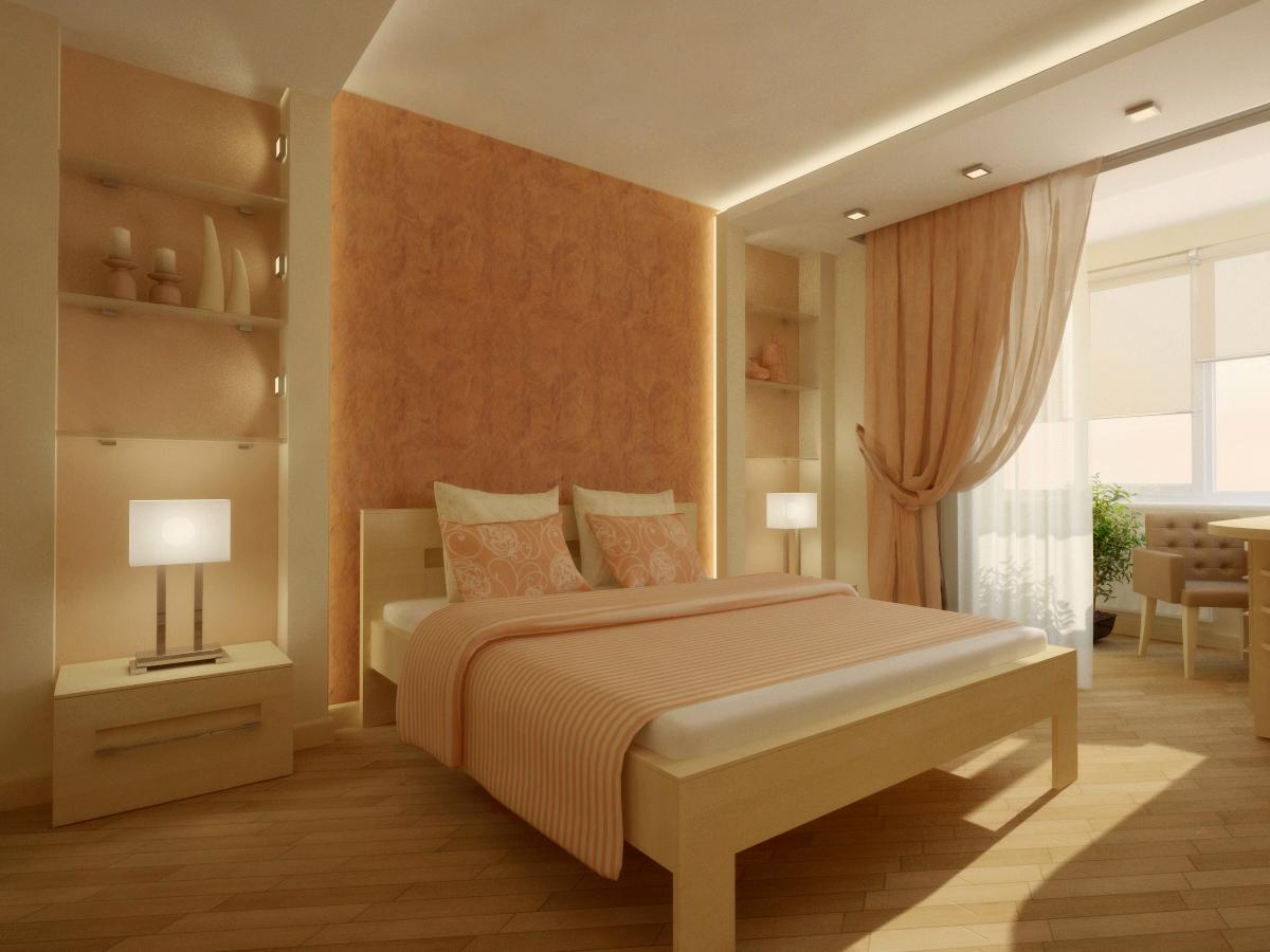 варианты ремонта спальни фото планируете