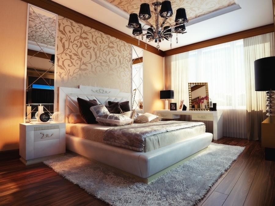 Популярные стили спален 136 фото средиземноморский экостиль ар-деко ампир