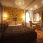 Варианты оформления спальни 10 кв м дизайн, примеры
