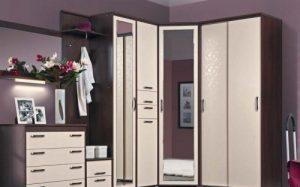 Шкаф купе часть мебельного гарнитура