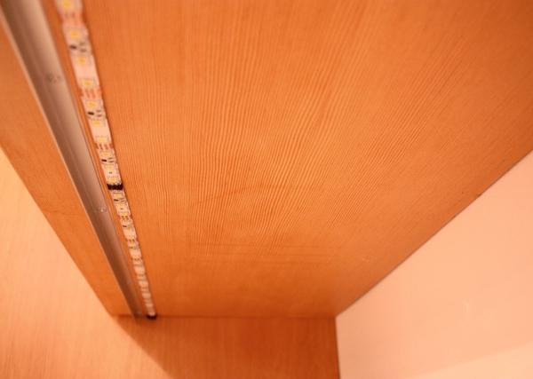 Как сделать самому шкаф купе в спальню, важные тонкости проц.